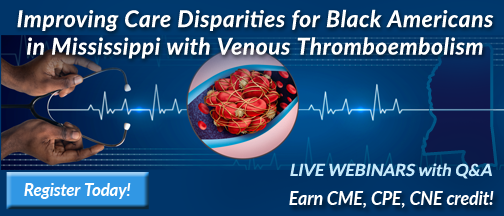 Improving Care Disparities for Black Americans in Mississippi with Venous Thromboembolism: The Role of Care Transitions in Critical Access Hospitals